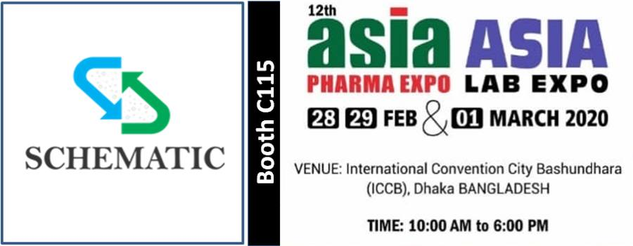 Schematic Engineering at asia pharma expo 2020