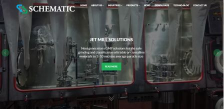 Schematic industries launch new website1